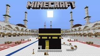 Video MASJIDIL HARAM & KA'BAH versi Minecraft MP3, 3GP, MP4, WEBM, AVI, FLV Oktober 2017