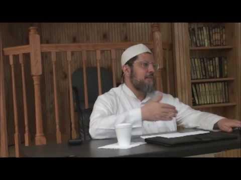 شرح منظومة جملة العقائد على طريق السلف الأماجد-6