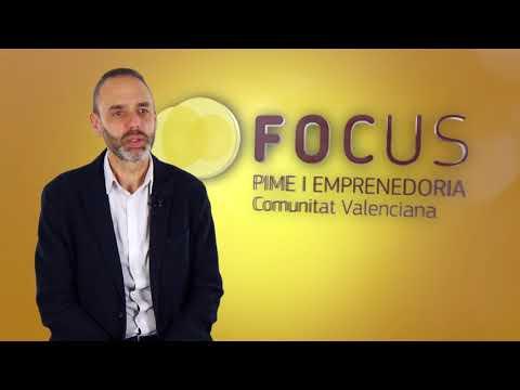Juan Ignacio Torregrosa, Director del Campus de Alcoy UPV en #FocusPyme L'Alacantí