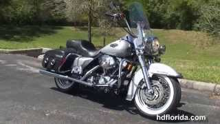 9. Used 2005 Harley Davidson Road King Classic Motorcycles for sale - Altamonte Springs, FL