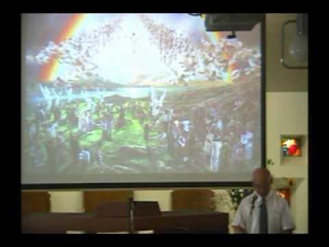 2015年8月29日「右側のイエス」藤田昌孝牧師