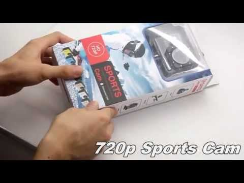 , title : 'Waterproof Camera Review Under $50- HD 720P Waterproof 30M SJ4000 Sports Camera'