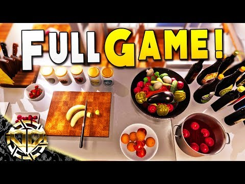 Started A YouTube Cooking Channel And Gordon Ramsay Helped : Cooking Simulator FULL GAME