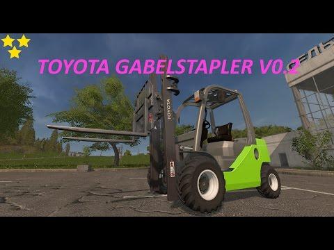 Toyota Forklift v0.2