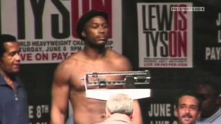 Lennox Lewis On Facing Mike Tyson&Vitali Klitschko