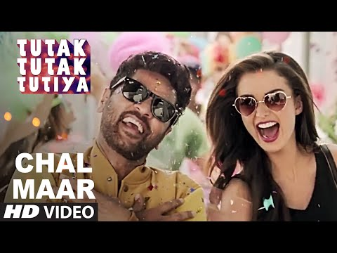CHAL MAAR Video Song | Tutak Tutak Tutiya |Sajid-W