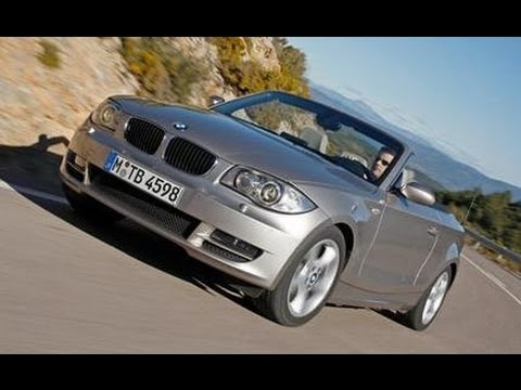 2008 BMW 1-series Convertible – CAR and DRIVER