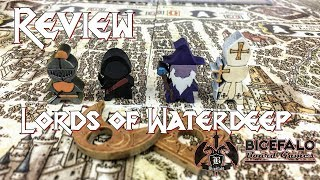 Reseña - Lords of Waterdeep - En tiempo record