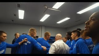 BASKETVLOG #2: ENISEY before the game with CSKA
