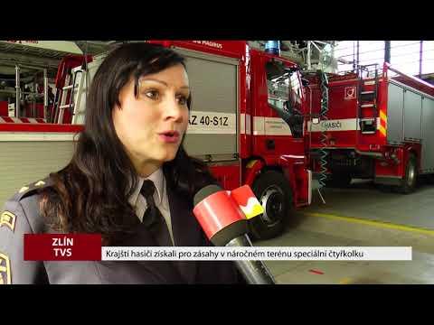 TVS: Deník TVS 12. 4. 2018