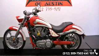 10. 2012 Victory Vegas Jackpot  - Dream Machines Indian Motor...