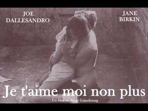 Tekst piosenki Serge Gainsbourg - Je t'aime moi non plus po polsku