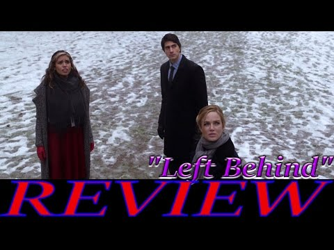 "DC's Legends of Tomorrow Season 1 Episode 9 ""Left Behind"" Review"