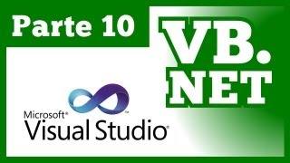 Tutorial Visual Basic .NET - Parte 10  (Curso VB.NET 2010&2012)