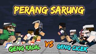 Video PERANG SARUNG !!! - Sketsa Minecraft Animation w/ Anited, Muthia Savira | Spesial Ramadhan MP3, 3GP, MP4, WEBM, AVI, FLV Maret 2019