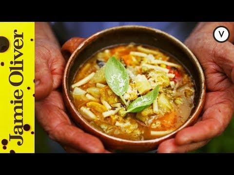 Italian Minestrone Soup | Gennaro Contaldo