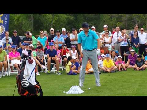 PGA Jordan Spieth/Preshot Routine(3/31/15)