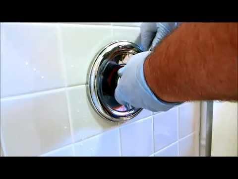 no hot water to moen tub shower valve