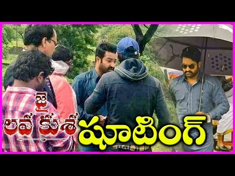 Jai Lava Kusa Movie Making | Latest Shooting Spot In Pune | Jr NTR | Nivetha Thomas