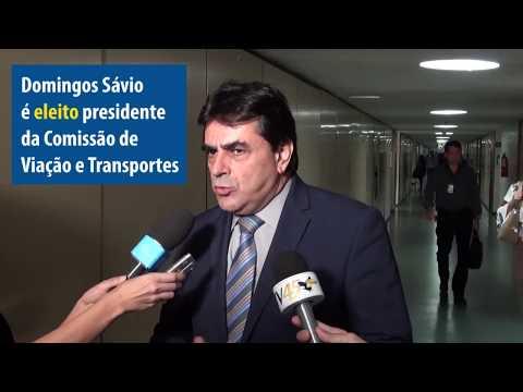 Domingos Sávio: População está ansiosa para que infraestrutura do país seja melhorada