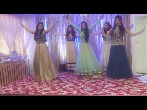 London Thumkda Dance Performance