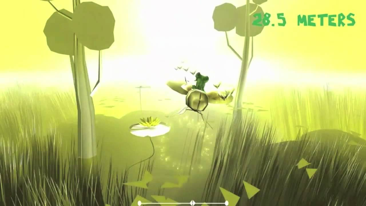 GDC 2012: Upcoming 'Froggle' is a Beautiful 3rd Person Endless Runner