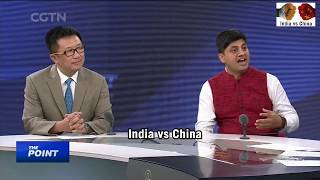Chinese state-run media CCTV debates doklam standoff and the following India-China tensions. Debate features Ye Hailin and...
