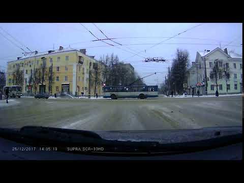 Смертельная авария с пешеходом