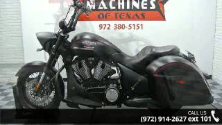 7. 2012 Victory Hard Ball ABS - Dream Machines of Texas - Fa...
