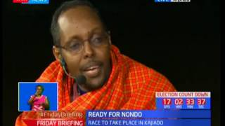 NONDO set to hold desert race aimed at promoting peaceSUBSCRIBE to our YouTube channel for more great videos: https://www.youtube.com/Follow us on Twitter: https://twitter.com/KTNNews  Like us on Facebook: https://www.facebook.com/KTNNewsKenya For more great content go to http://www.standardmedia.co.ke/ktnnews and download our apps:http://std.co.ke/apps/#android KTN News is a leading 24-hour TV channel in Eastern Africa with its headquarters located along Mombasa Road, at Standard Group Centre. This is the most authoritative news channel in Kenya and beyond.