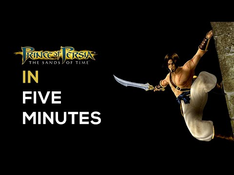 Prince of Persia: Sands of Time Explained in 5-Minutes