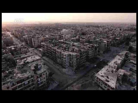 Al menos 18 muertos y 40 heridos por un bombardeo ruso cerca de Alepo