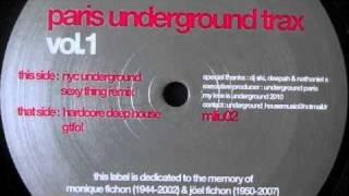 Nonton Paris Underground Trax   Sexy Thing Remix   My Love Is Underground 2010 Film Subtitle Indonesia Streaming Movie Download