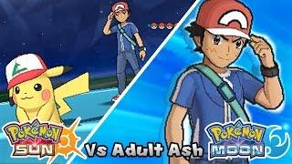 Pokémon Title Challenge 1: Adult Ash Ketchum (Game Edited)
