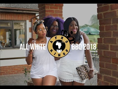 AFROKINGS Summer '18 All White BBQ Feat. Takura (SHTDi)