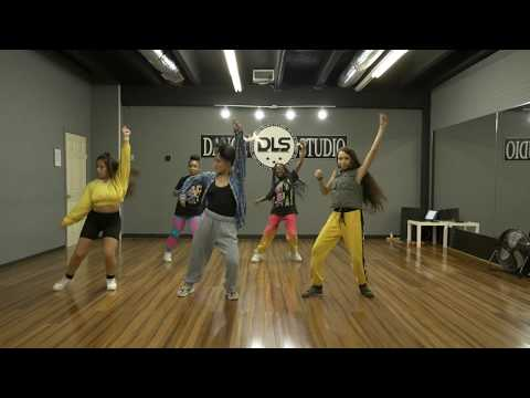 Tell Me Diddy feat. Christina Aguilera Hip-Hop Dance Choreography by Tatiana Verega