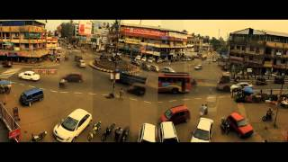 Thrissur India  City new picture : Traffic in Thrissur City , Kerala India