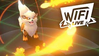 Pokemon Let's Go Pikachu & Eevee Wi-Fi Battle: Arcanine's Blitz! (1080p) by PokeaimMD