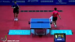 Kirill Skachkov-Ma Lin [World Team Cup]
