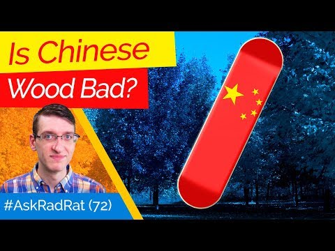 Is Chinese Maple Really Worse Than Canadian? | #askradrat 72