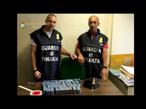 Sequestrate 5mila pasticche di viagra indiano VIDEO