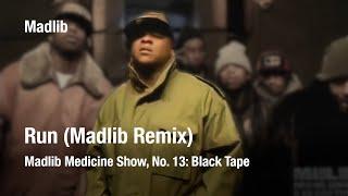 Ghostface -  Run (feat. Jadakiss) [Madlib Remix]