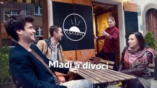 Video Kapela Kupodivu – Mladí a divocí