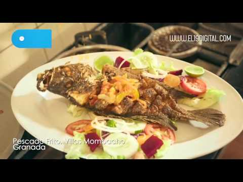 Orgullo de mi País: Pescado Frito de Granada