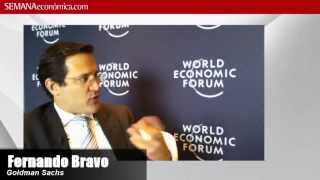 WEF 2013: El creciente inters de inversionistas por Amrica Latina