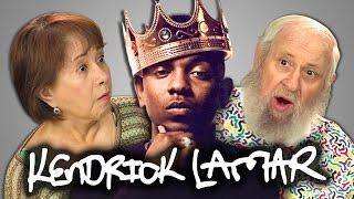Video ELDERS REACT TO KENDRICK LAMAR (King Kunta, Swimming Pools) MP3, 3GP, MP4, WEBM, AVI, FLV Desember 2018