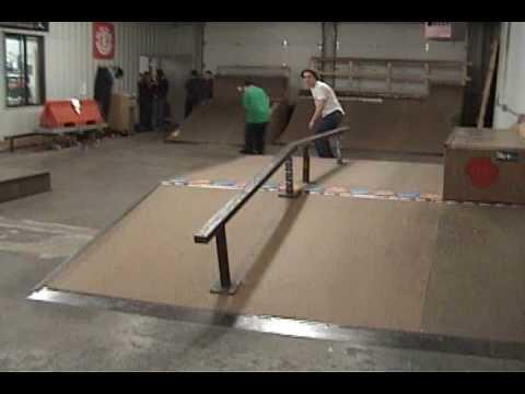 Iowa City, Line at Revolt Skatepark