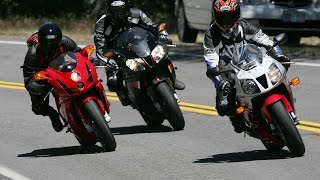 6. V-Twin Sportbike Comparison Review