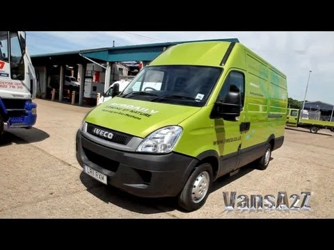 Iveco Daily Review & Buyers' Guide 2011