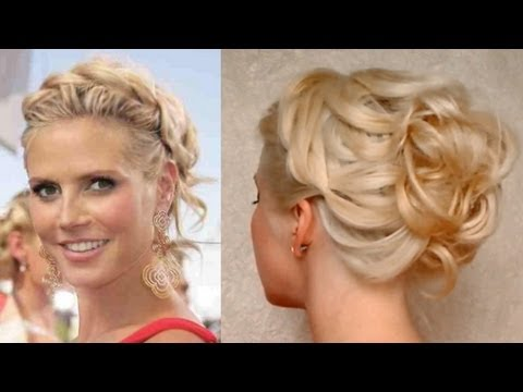 brudehår - JOIN ME ON FACEBOOK http://www.facebook.com/LilithMoon Страница В КОНТАКТЕ http://vk.com/public43817909 *** In this quick and easy hair tutorial, I show how ...